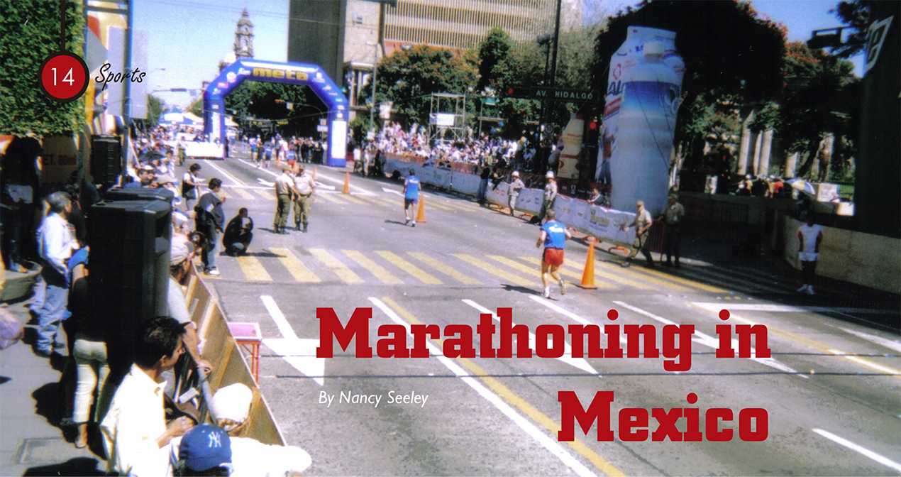 marathoning in Mexico