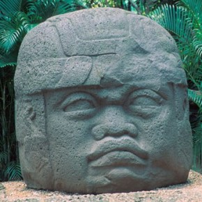 Olmecs of Mexico