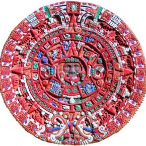 Aztec Sunstone Calendar