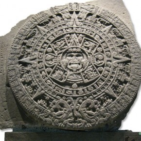 Calendar Stone, National Museum of Anthropology in Mexico City