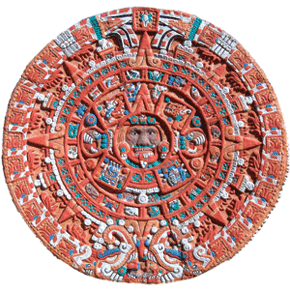 The Aztec Sunstone Calendar