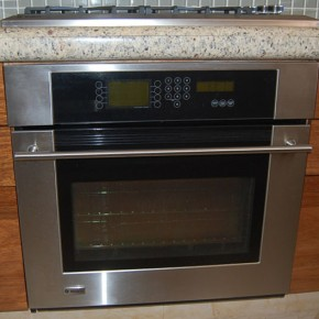 GE Monogram Oven