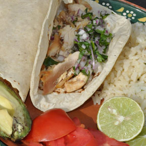 Recipe: Shredded Chicken Tacos