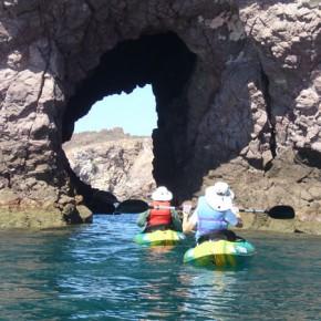 Punta Las Cuevas, San Carlos, Mexico