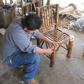 Custom Bamboo Furniture