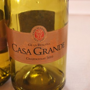 Casa Grande wine