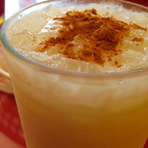 Recipes: Horchata