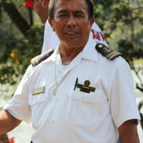 Meet the Captains - Captain Jose Angel Lada