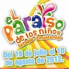 El Paraiso de los niños - Summer Program 2012