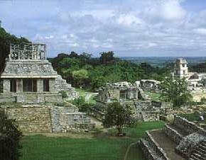 Traveling Mexico - Mayan Ruins