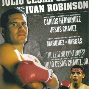 J.C. Superstar ! Julio Cesar Chavez: Boxing legend