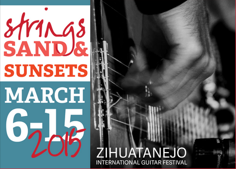 Zihuatanejo International Guitar Festival Strings, Sand & Sunsets  A Week of _2014-10-21_09-04-08