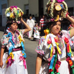 Semana Santa in Uruapan