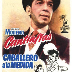 Mexico's Golden Age of Cinema: Cantinflas
