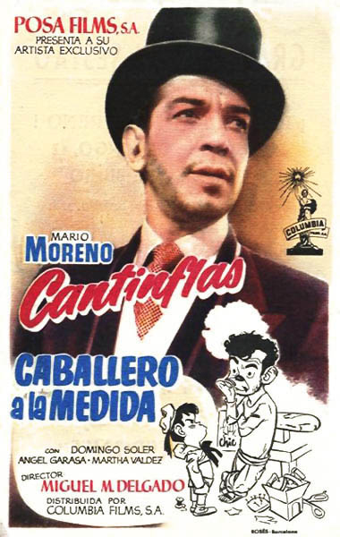 Mexico's Golden Age of Cinema: Cantinflas · Film