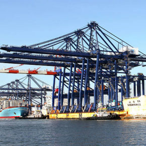 Mexican Port Expands – Again